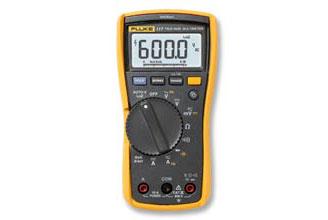 Fluke 117 非接触式电压测量万用表