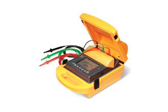 Fluke 1550b Virtual Demo