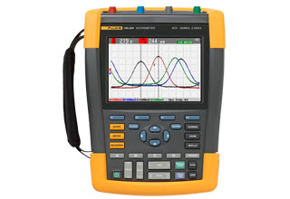 Making of the ScopeMeter® 190 Series II Portable Oscilloscopes