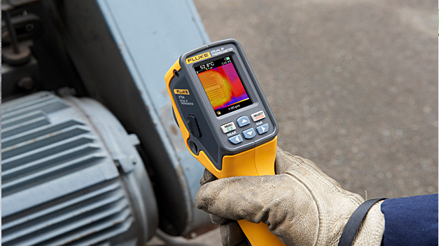 Fluke VT02 and VT04 Visual IR Thermometers
