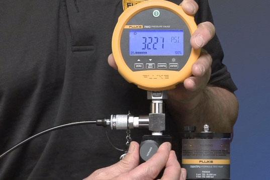 Fluke 700G Precision Pressure Gauge