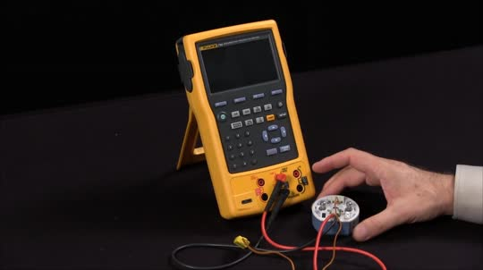 Fluke 754: How to Perform a HART Calibration