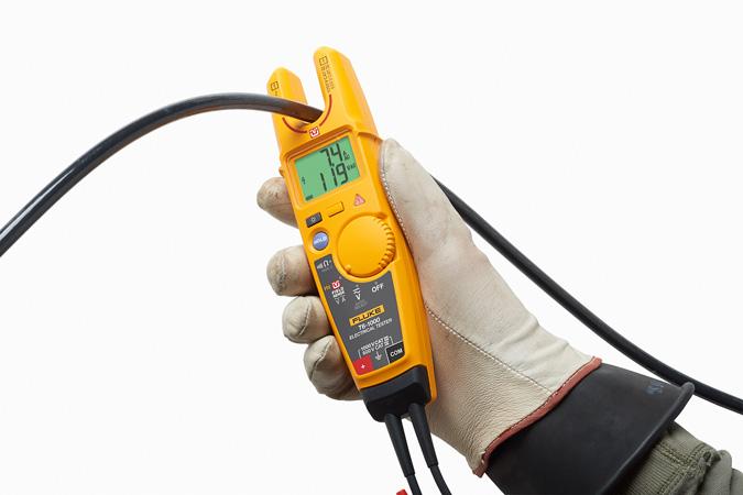 T6-1000 非接触电压电流测试仪