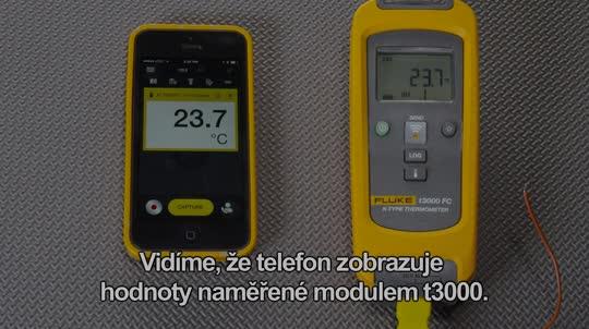 使用ShareLive视频通话功能共享实时测量值和视频