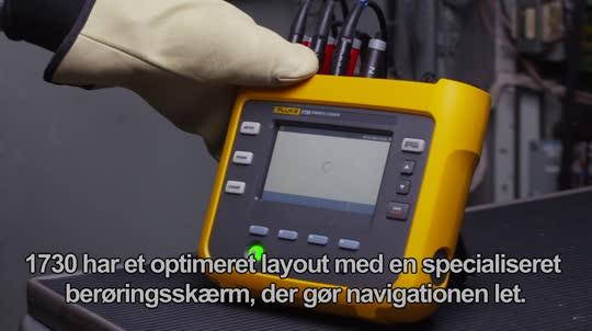Fluke 1730 三相电能量记录仪介绍