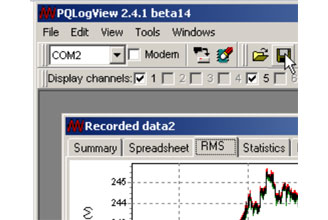 PQLogView Virtual Product Demo
