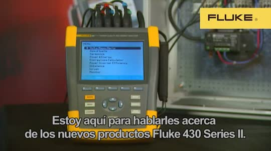 Energy Loss Calculator with the Fluke 430 Series II