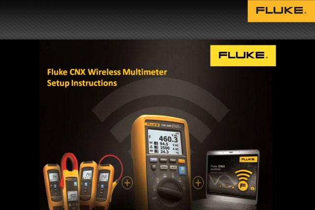 CNX Wireless Multimeter Setup Instructions