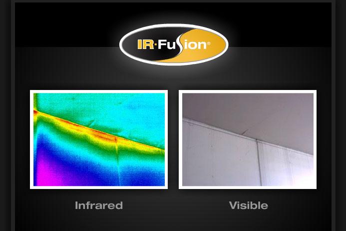 IR Fusion 建筑视频