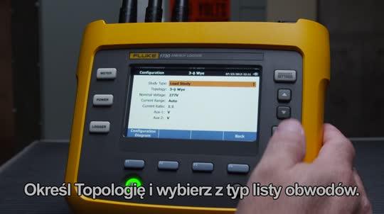 Fluke 1730 三相电能量记录仪:负载研究