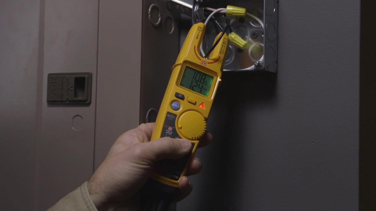 Make FieldSense measurements correctly