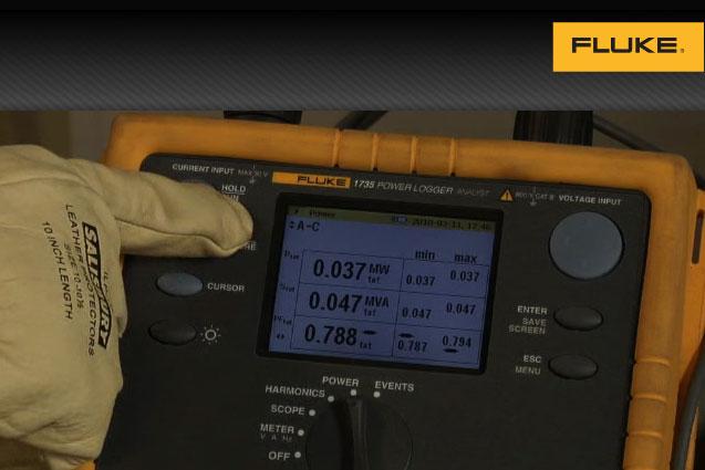 电能质量电能分析视频