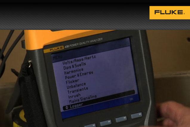 诊断驱动电能质量的视频