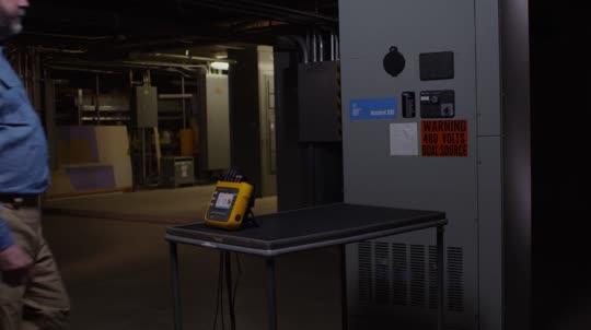 Fluke 1730 三相电能量记录仪:节能利器