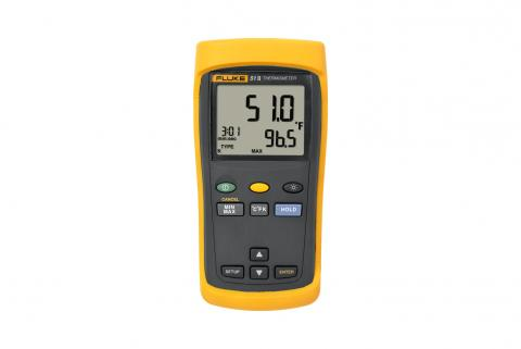 Fluke 51 II Single Input Digital Thermometer 1