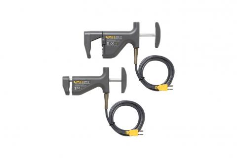 Fluke 80PK-18 Pipe Clamp Temperature Probe Kit