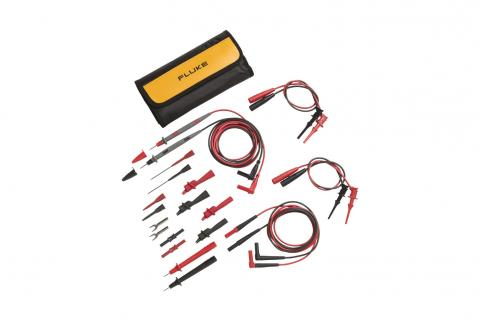 Fluke TL81A Deluxe Electronic Test Lead Kit