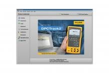 Fluke 750 SW DPC/TRACK2 Software - 1