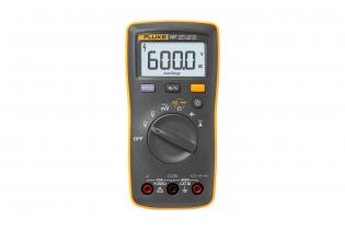 Fluke 107 Palm-sized Digital Multimeter 1