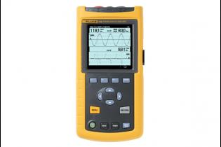 Fluke 43B Single Phase Power Quality Analyzer