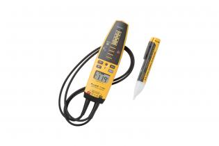 Fluke T+PRO-1AC Electrical Tester and AC Voltage Detector Kit