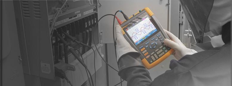 Fluke MDA510/550 智能型电机驱动分析仪
