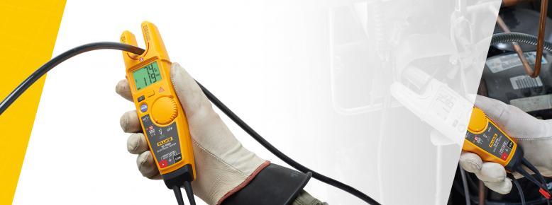 Fluke T6非接触式电压电流测试仪
