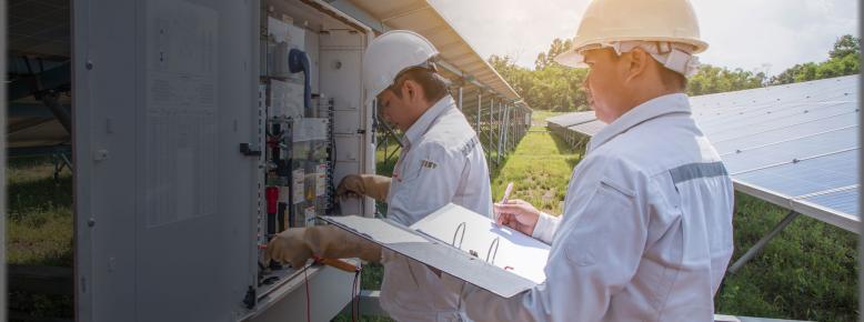 秒速飞艇彩票测试工具 为光伏电站保驾护航