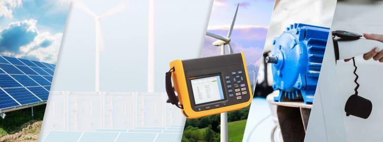 Fluke Norma 6000系列便携式功率分析仪