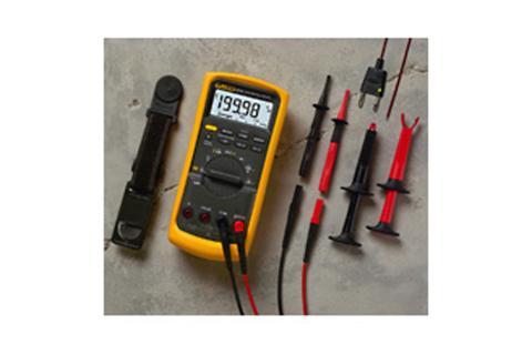 Fluke 87V/E Industrial Electrician Combo Kit
