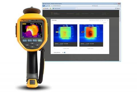 Fluke Ti400 Infrared Camera