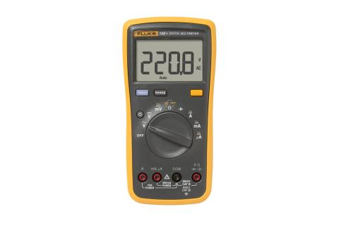 Fluke 12E + Multifunction Multimeter-1