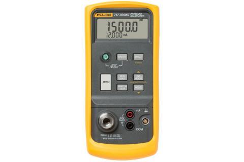 Fluke 717 Pressure Calibrator