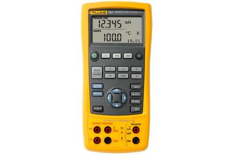 Fluke 724 Temperature Calibrator - 1