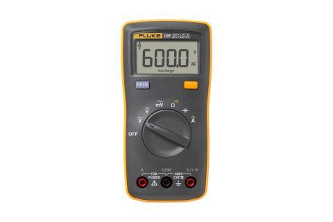 Fluke 106 Palm-sized Digital Multimeter 1