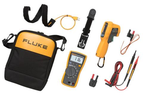 Fluke 116/62 MAX+ Technician's Combo Kit 1