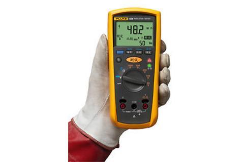 Fluke 1508 Insulation Tester 1