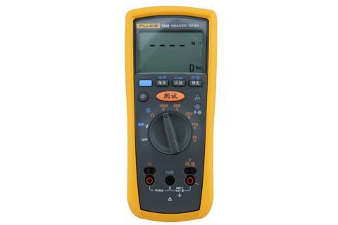 Fluke 1508 Insulation Tester 2
