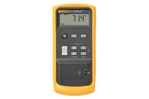 Fluke 714 Thermocouple Calibrator 1