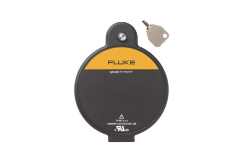 Fluke CV401 ClirVu® 95 mm (4 in) Infrared Window - 1
