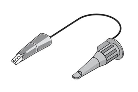 Fluke PM9094/101 Mini Testhook Set for PM8918 series probes - 1