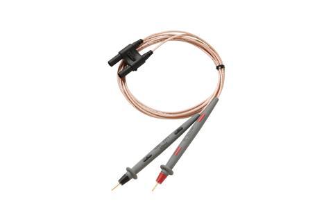 Fluke TL2X4W-PTII 2x4 Wire Ohms Test Lead 2 mm Probe Tip - 1