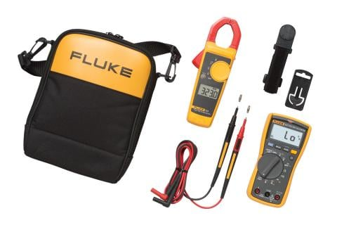 Fluke 117/323 Electricians Multimeter Combo Kit - 1