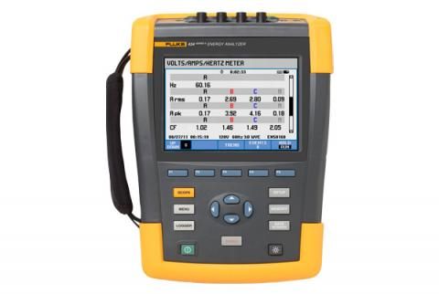Fluke 434 Series II Basic Energy Analyzer