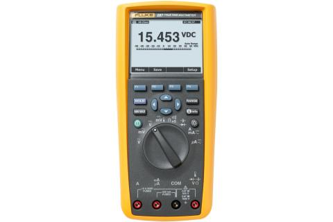 Fluke 287 True-RMS Electronics Logging Multimeter
