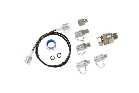 Fluke 700TTH5K Premium Transmitter Test Hose Kit