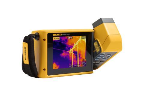 Fluke TiX500 Infrared Camera