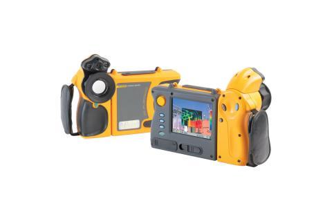 Fluke Ti55FT Infrared Camera