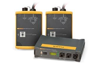 Fluke 1743 Power Quality Logger