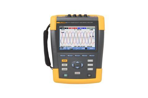 Fluke 435 Series II Power Quality and Energy Analyzer